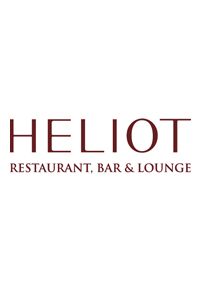 Heliot restaurant at the Hippodrome