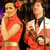 Ian Clarkson and Rebecca Grant - The Jive Aces
